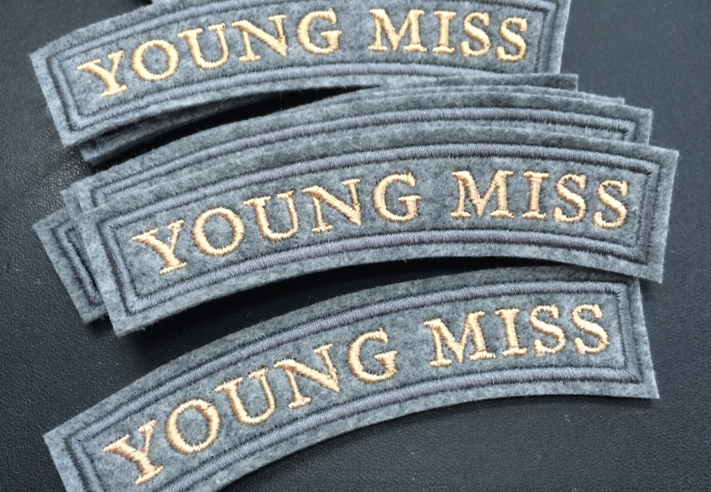 Young Miss Mickeys